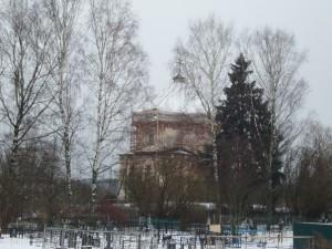 Поездка в Пречистый бор. Февраль 2015 года.