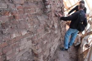 Реставрация свода и карниза в храме Рождества Богородицы в Пречистом бору