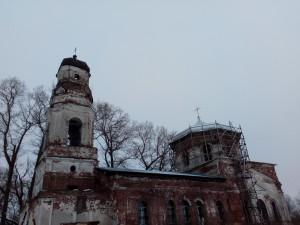 Храм в Садыково.